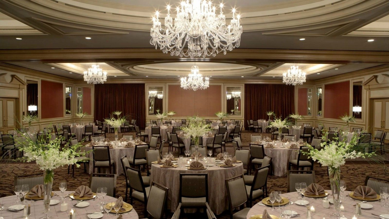 Philadelphia pa wedding venues the westin philadelphia grand ballroom junglespirit Images